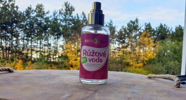 Recenze: Purity Vision Růžová voda BIO