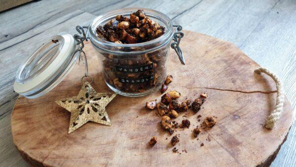 Recept: Vánoční granola 2x jinak