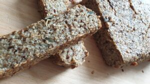 Recept na Semínkový Chléb - bez mouky, domací, vegan