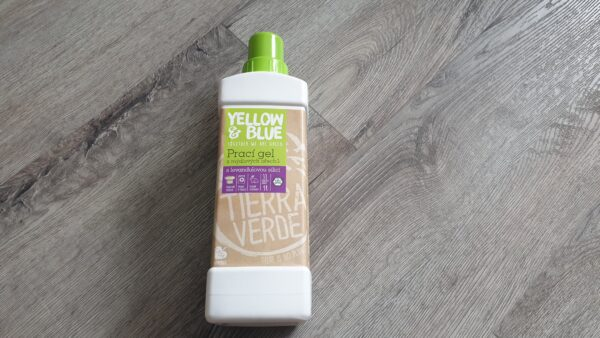 Recenze: Yellow&Blue Prací gel s levandulí (1 l)
